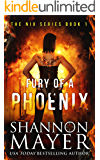Fury of a Phoenix: Adventure Urban Fantasy (The Nix Series Book 1)