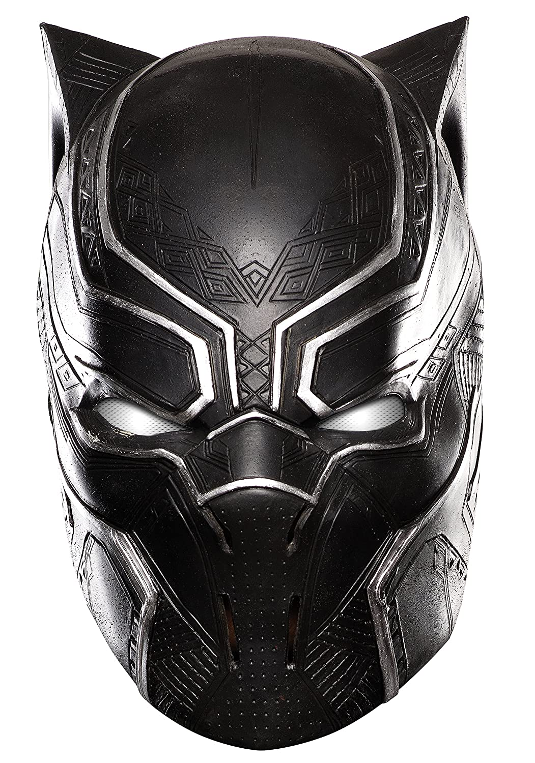 Rubies Civil War Black Panther Child Mask- Rubies - Domestic 32844