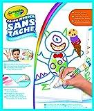 Crayola 75-2479 Color Wonder Papier Nachfüllpackung, weiß