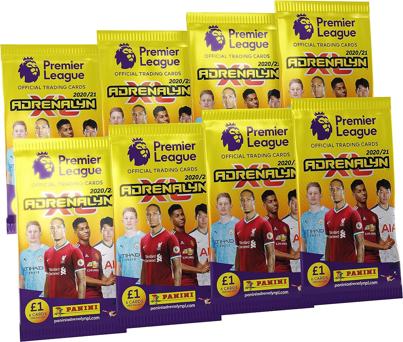 Panini PLA2021SP Premier League 2020//21 Adrenalyn XL Starter Pack