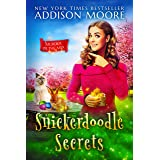 Snickerdoodle Secrets: Cozy Mystery (MURDER IN THE MIX Book 20)