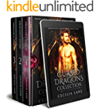 Cursed Dragons Collection: Dragon Shifter Romance Box Set