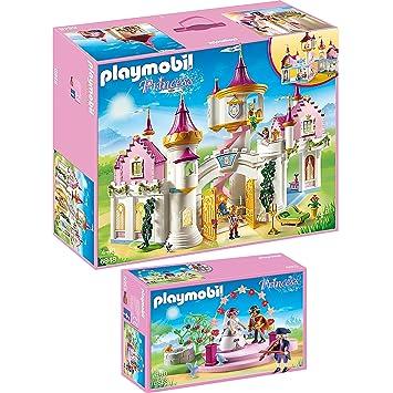 PLAYMOBIL® Princess 2er Set 6848 6853 Prinzessinnenschloss + ...