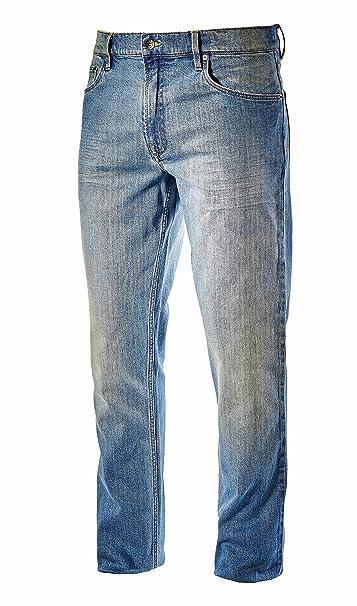 654721fb6f041d Diadora Utility Stone 5 Pkt Pantaloni Jeans da Lavoro Elasticizzati:  Amazon.it: Abbigliamento