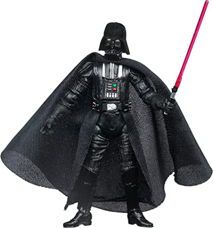 Amazon Com Star Wars Episode Iv A New Hope Vintage Collection Action Figure Darth Vader Toys Games