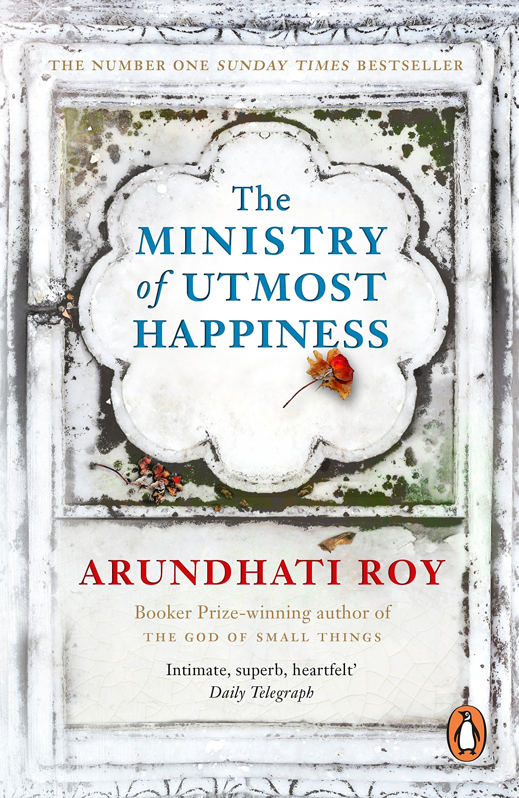 Cover: Arundhati Roy The Ministry of Utmost Happiness