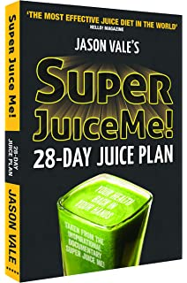 Super Juice Me 28 Day Plan