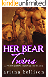 Romance: Bad Boy Romance: Her Bear Twins (Alpha Male Russian Mafia Billionaire Menage MMF) (Paranormal Contemporary New Adult Fiction)