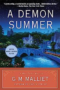 A Demon Summer: A Max Tudor Mystery (A Max Tudor Novel)