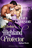 Lady Evelyn's Highland Protector (Highland Heart Series Book 2)