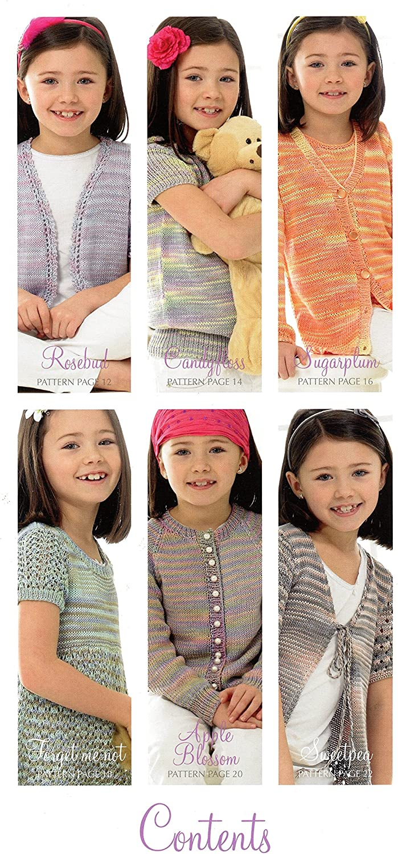 Araucania AR101 Ruca Jenny Watson Designs Knitting Pattern Book 7