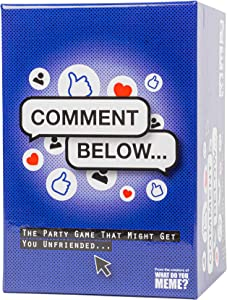 Comment Below - Party Game by What Do You Meme?