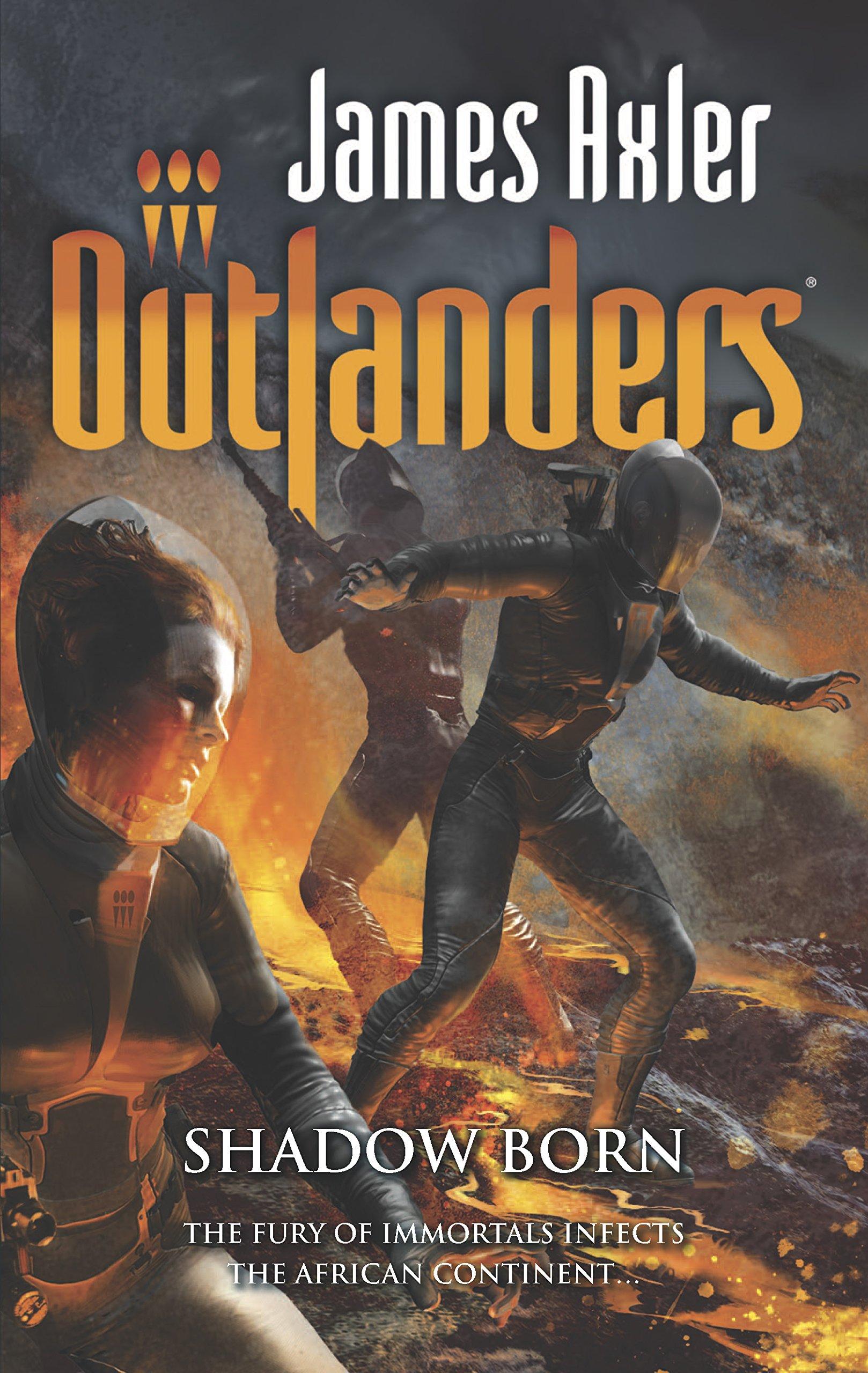Download Shadow Born (Outlanders) ebook