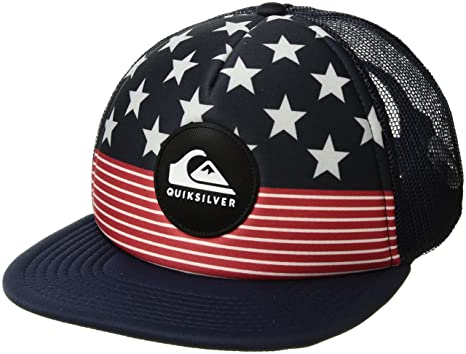 9e06f158b5fe4 Amazon.com  Quiksilver Boys Faded Out Youth HAT