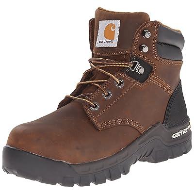 Carhartt Women's Rugged Flex 6 Inch Comp Toe CWF5355 Work Boot: Shoes