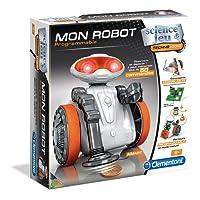 Clementoni - 52113-Mon robot-Jeu scientifique