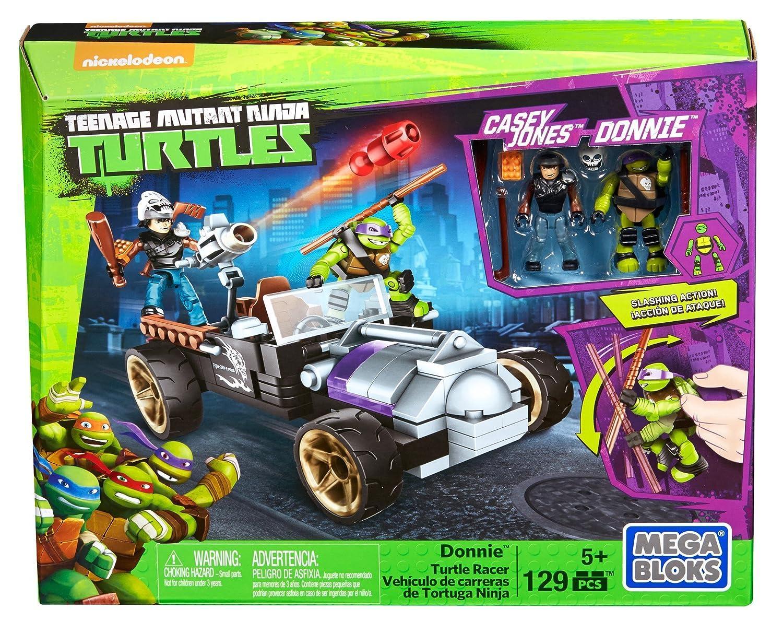 Mega Bloks Vehículos de carreras, tortugas ninja, juego de ...