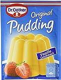 Dr. Oetker Pudding-Pulver Vanille 3er, 22er Pack (22 x 1.5 l Packung)
