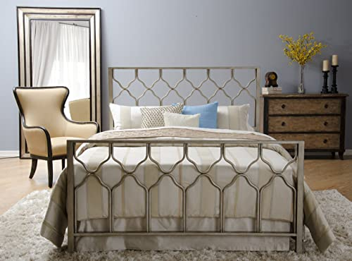In Style Furnishings Classic Geometric Honeycomb Bed Set