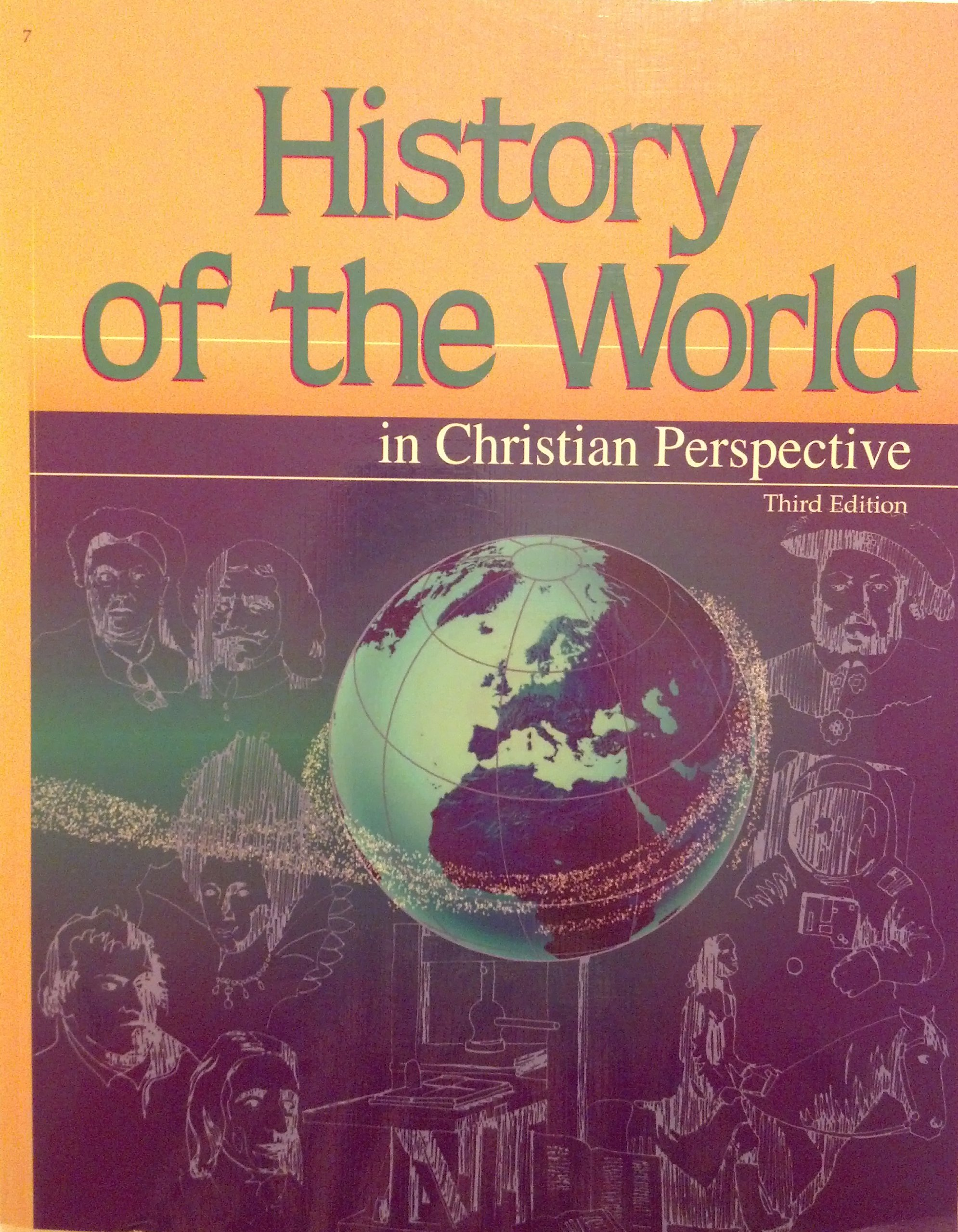 History of the World in Christian Perspective (A Beka Book): Jerry H.  Combee: Amazon.com: Books