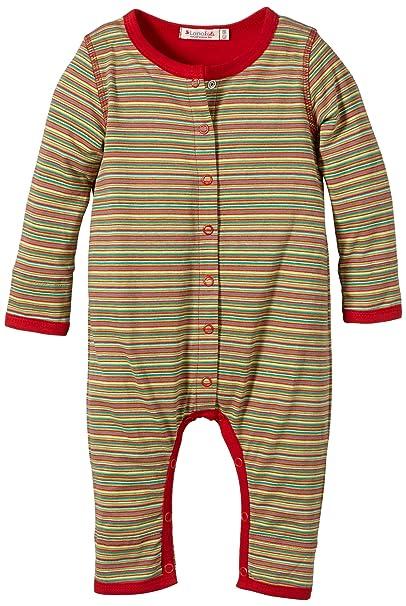 Lana naturalwear - Pelele para bebé, talla talla única (62/68),