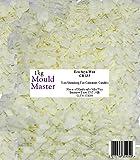 Moldmaster Cera di soia naturale, 1 kg, colore bianco