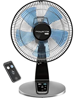 Rowenta VU2660 Turbo Silence Extreme Electronic Table Fan with Remote control