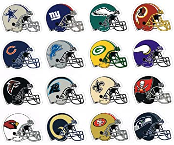 Amazon.com : 32 NFL Standings Board Magnets (No Board) for the ...