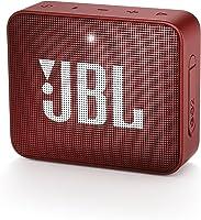 Caixa de Som Bluetooth - 1.0 - JBL GO 2 - Vermelho (À prova de água) - JBLGO2REDBR