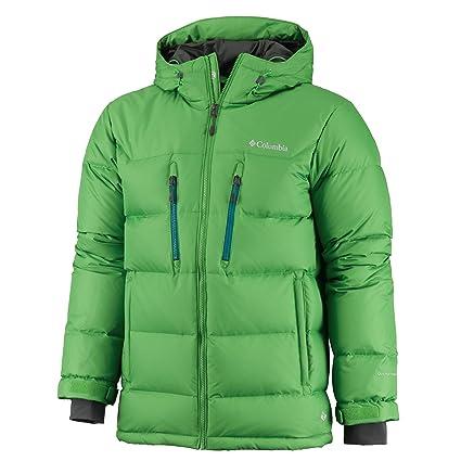 Piumino fuse Columbia Verde Hooded Xxl Uomo Ii Alaskan Green 6qwdvqR