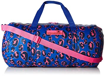 adidas Stella Sport Teambag Sports Bag Leopard - Blue, 62 X 31 X 31 ... d48180dad7