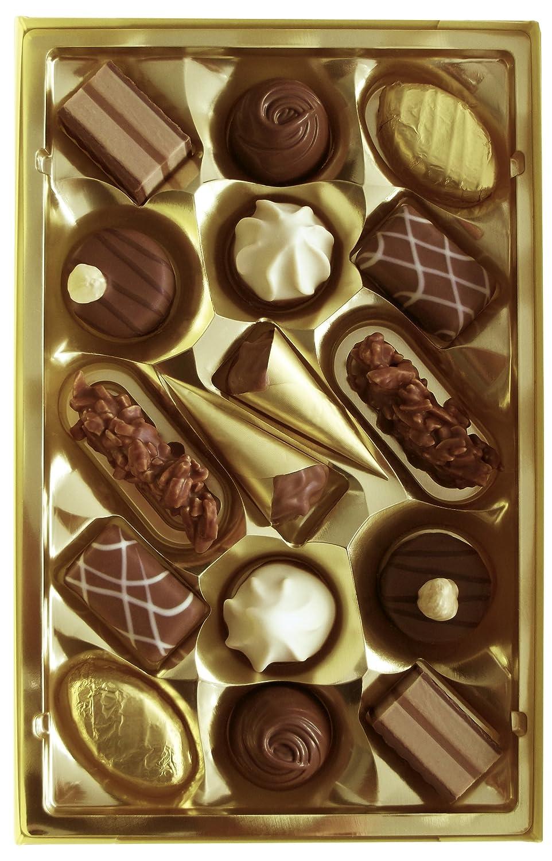 Amazon.com : Feodora Feinste Confiserie-Pralinés Nuss und Nougat, 1er Pack (1 x 150 g) : Chocolate Assortments And Samplers : Grocery & Gourmet Food