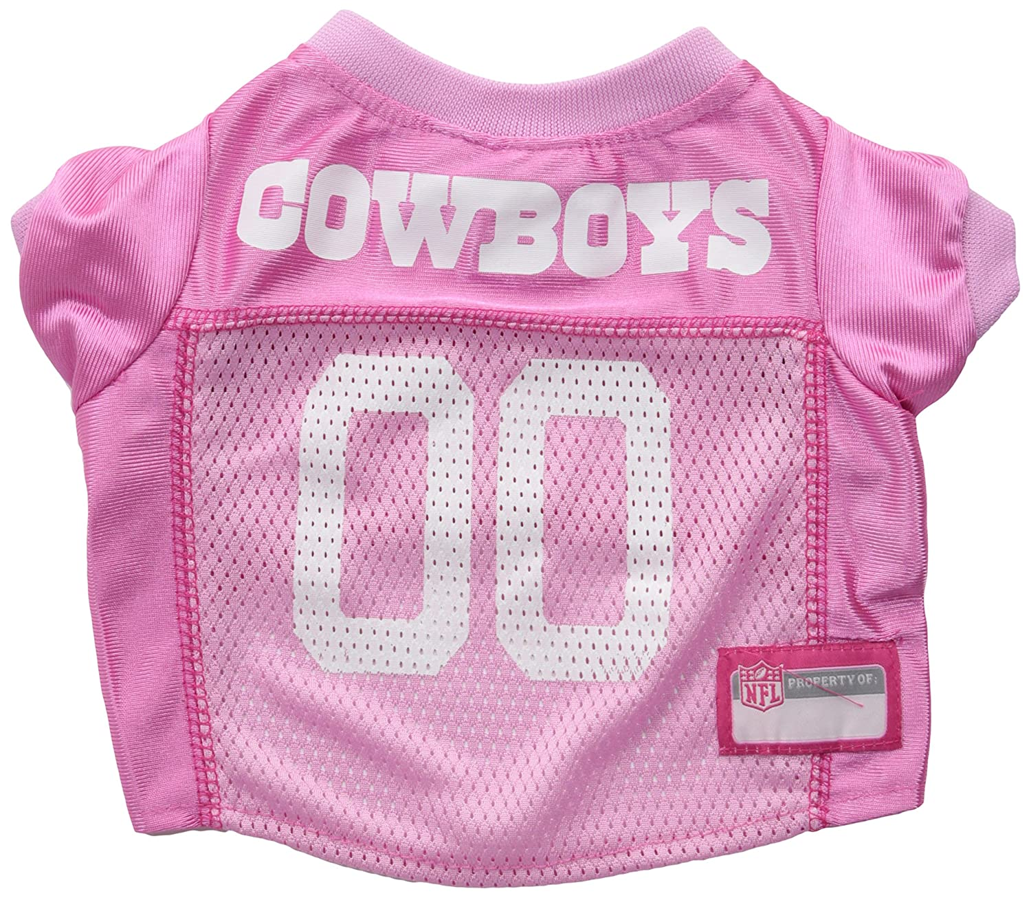 Amazon.com   NFL Dallas Cowboys Dog Jersey Pink 53aebecb9