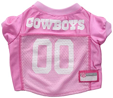 Amazon.com   NFL Dallas Cowboys Dog Jersey Pink c76fa43dd