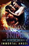 A Human Bride: A Virgin Shifter SciFi Alien Romance (The Spiritus Brides Book 5)