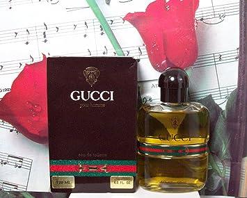 36de93ad6994 Amazon.com   Gucci Pour Homme Eau De Toilette Splash 4.0 Oz. Vintage ...