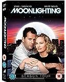 Moonlighting - Season 4 [Reino Unido] [DVD]