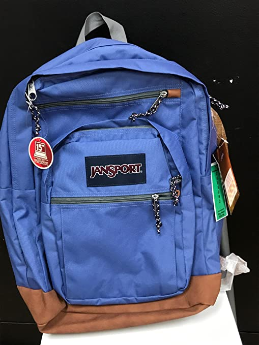 Image Unavailable. Image not available for. Color  JanSport Cool Student  Backpack, Bleached Denim Blue aff16c91e1