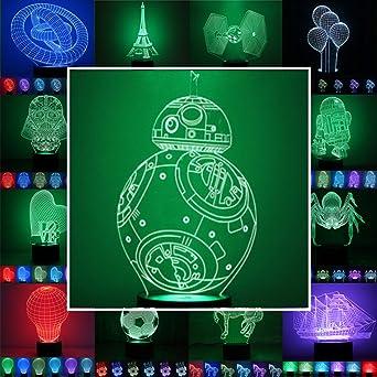 Designscheibe//Motivscheibe f/ür 3D Lampe 3D Leuchte 3D LED Stimmungslicht in vielen verschiedenen Designs hier Fu/ßball 2 ca.21x17cm NUR Scheibe OHNE Sockel