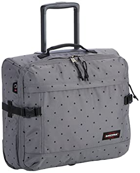Eastpak Tranverz H Maleta, 41 cm, 29 Litros, Color Dot Grey (Gris): Amazon.es: Equipaje