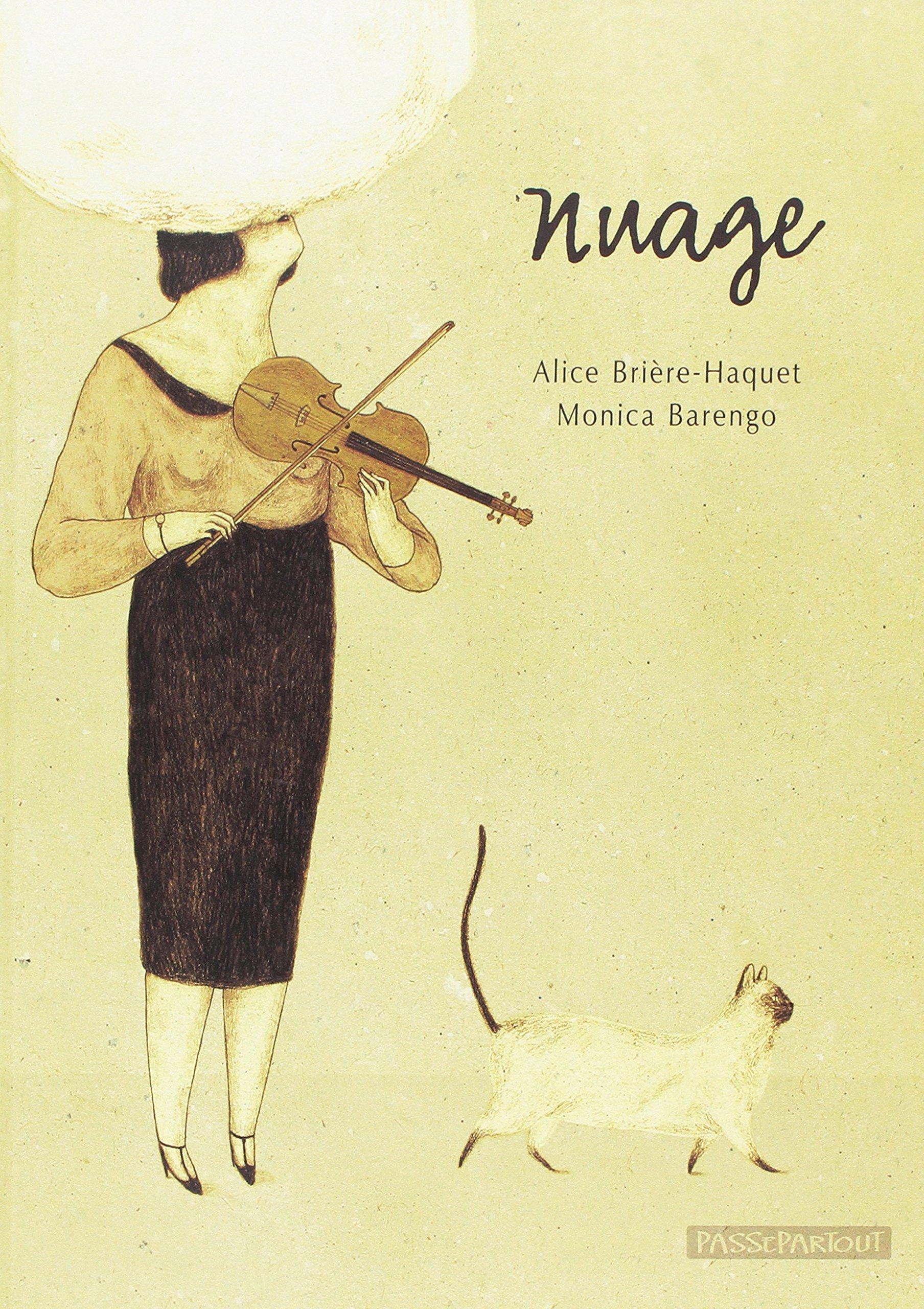 la più grande selezione di bellissimo stile scelta migliore Nuage: Amazon.it: Alice Brière-Haquet, V. Mai, M. Barengo ...