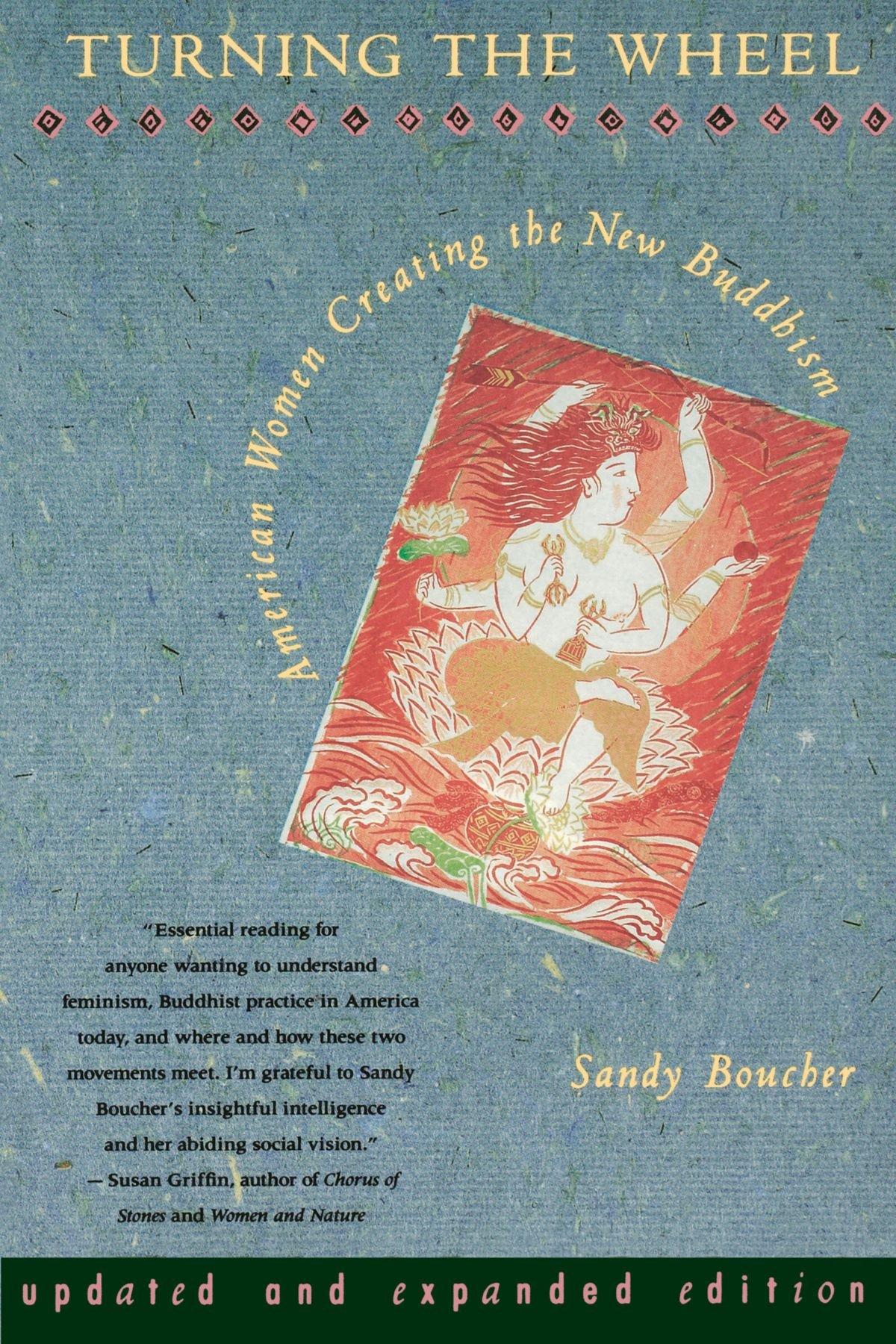 Boucher Turning Wheel cover art