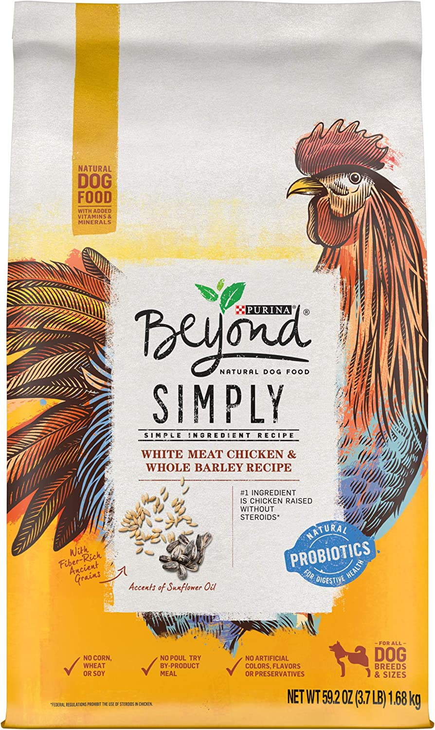 Purina Beyond Simply, Natural Adult Dry Dog Food