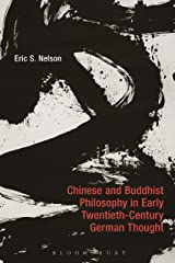 Chinese and Buddhist Philosophy in early Twentieth-Century German Thought Paperback