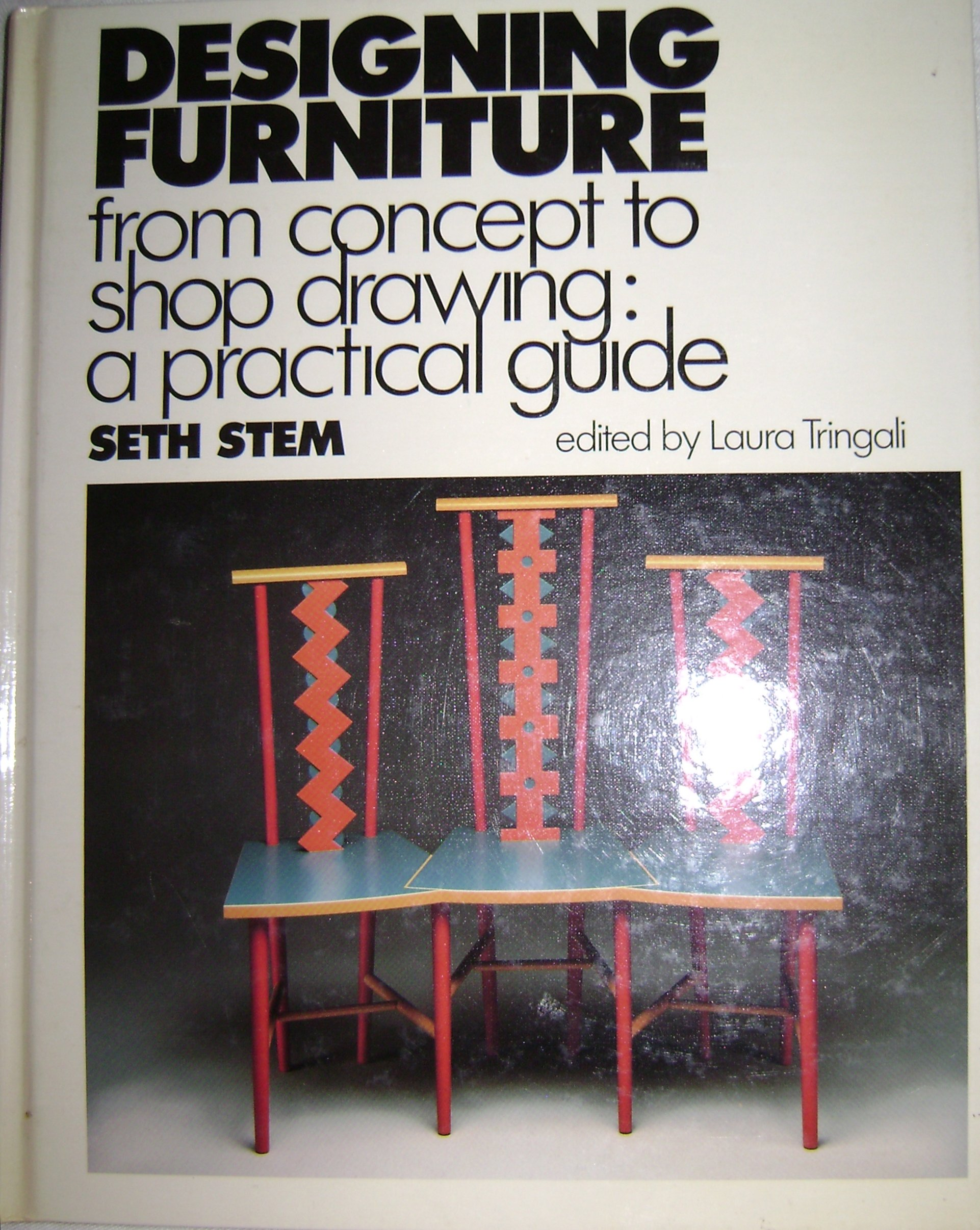 Designing Furniture from Concept to Shop Drawing: A Practical Guide