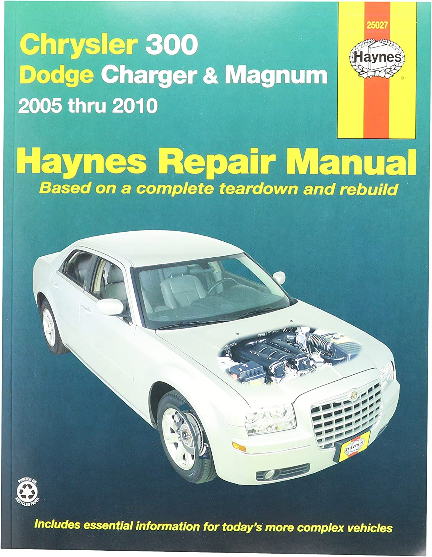 Haynes Publications, Inc. 25027 Repair Manual
