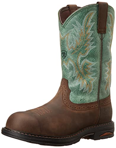Womens Tracey H2O Comp Toe Western Work