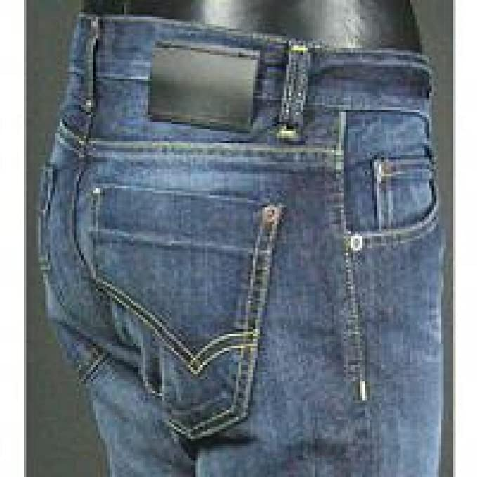 BLEND Jeans 700514 (6910) 939 STORM darkblue used schmale