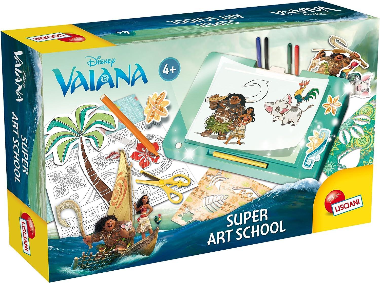 Amazon.com: Oceanía – Super Escuela de Arte con por Lisciani ...