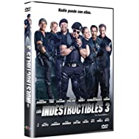 Los Indestructibles 3 [Blu-ray]